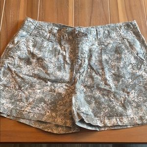 Maurice's Printed Shorts 3.5 inch inseam